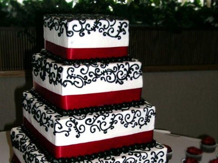 Tmx 1212594099238 Branstetter%26HeflinWedding Pittsburg wedding cake