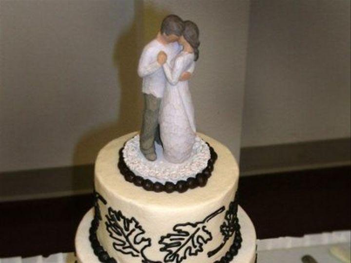 Tmx 1235490260169 KrankerWedding Pittsburg wedding cake