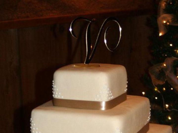 Tmx 1235506154731 SpriggsandVolmerWedding Pittsburg wedding cake