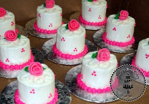 Tmx 1258574885780 DowningnManndrkpinkgroup Pittsburg wedding cake