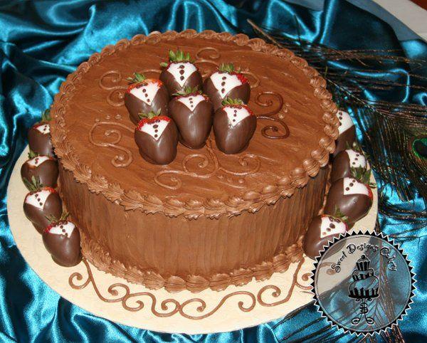 Tmx 1258576995999 HeadnCabarrubiaGroomscake Pittsburg wedding cake