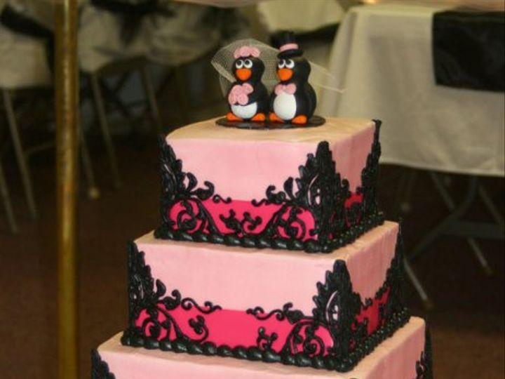 Tmx 1291226573954 WimmerCake Pittsburg wedding cake