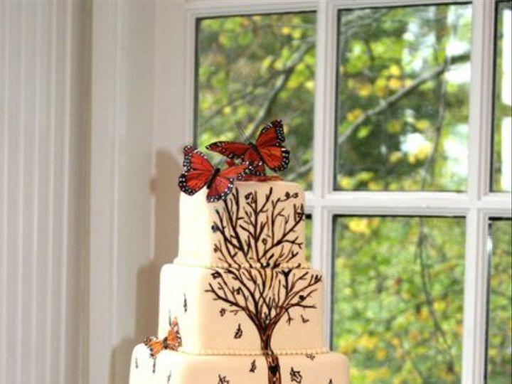Tmx 1291227048423 GayNCopenhaverWedding Pittsburg wedding cake