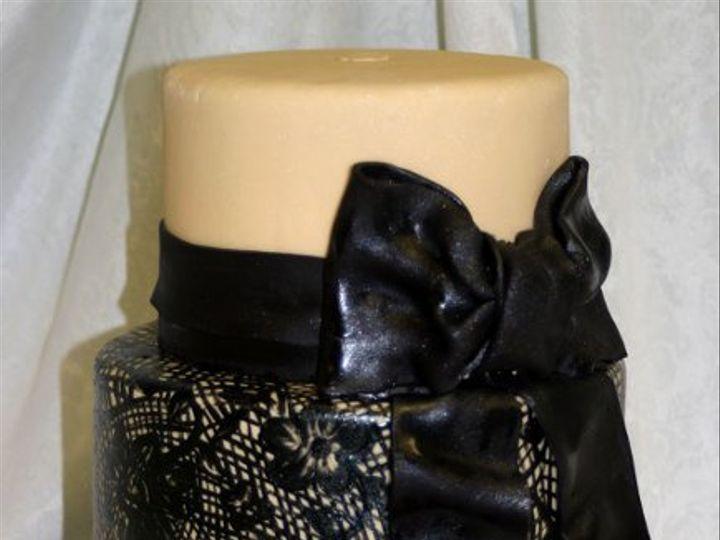 Tmx 1314715127890 CottinghamWedding Pittsburg wedding cake