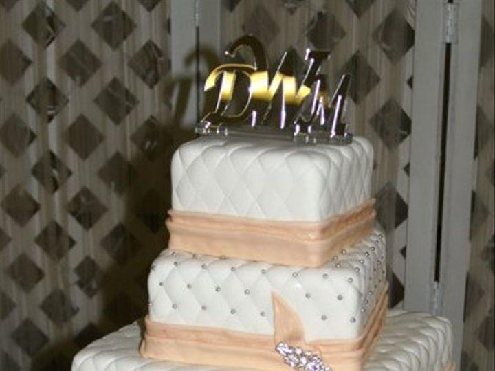 Tmx 1314715741876 JamesandWrestlerweddingcake Pittsburg wedding cake