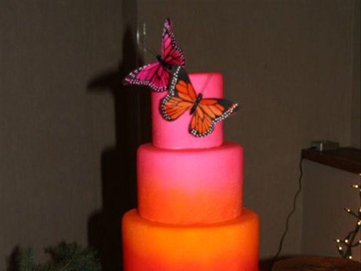 Tmx 1314715808894 RyanAndLaurenCake Pittsburg wedding cake