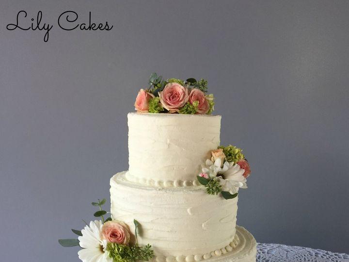 Tmx 26841185 1767355606640890 520750670167412691 O 51 1036865 Tobaccoville, NC wedding cake