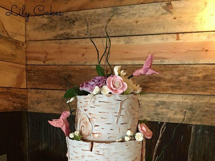 Tmx 30167618 1866677756708674 5799373013806841619 O 51 1036865 Tobaccoville, NC wedding cake