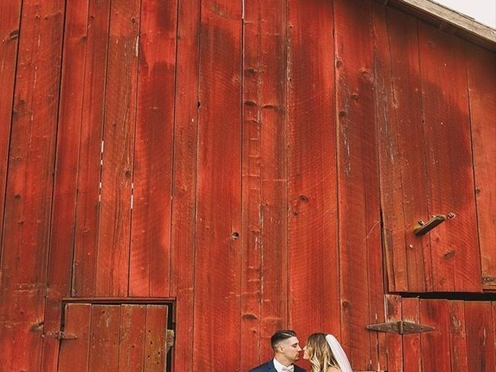 Tmx Bride And Groom In Front Of Barn 51 1046865 159010527929668 Sacramento, CA wedding planner