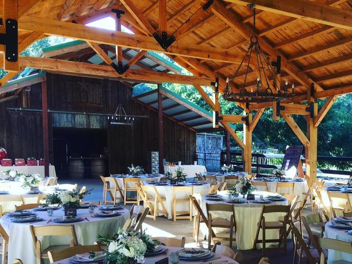 Tmx Rustic Barn Wedding Reception 51 1046865 159010527078170 Sacramento, CA wedding planner