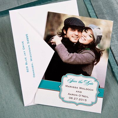 Tmx 1366908905785 Save The Datepalm Newburgh wedding invitation