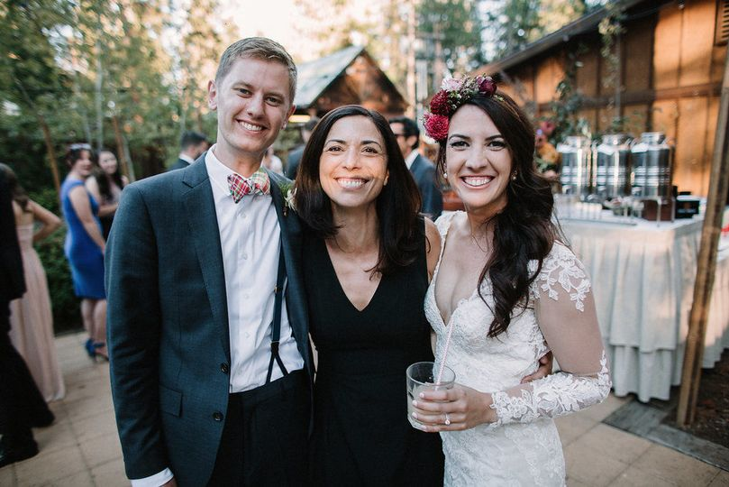 Yosemite Wedding, Evergreen Lodge