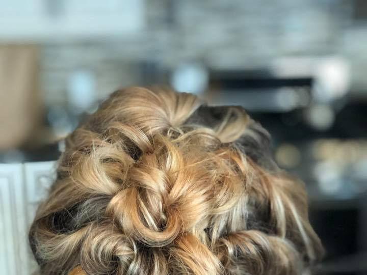 Tmx Hair 1 Manahawkin, NJ wedding beauty