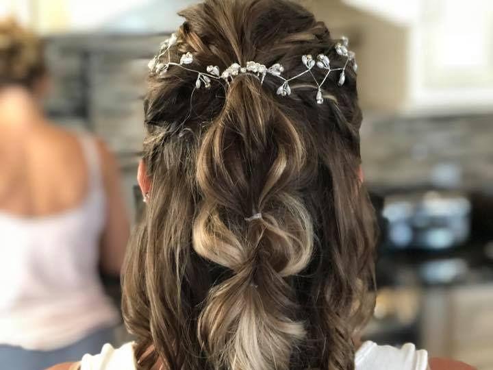 Tmx Hair 2 Manahawkin, NJ wedding beauty