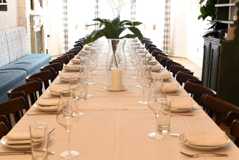 Main Dining Room One Table