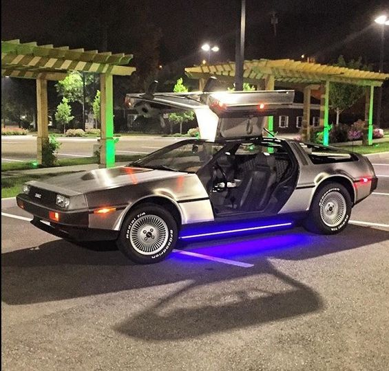 delorean gc