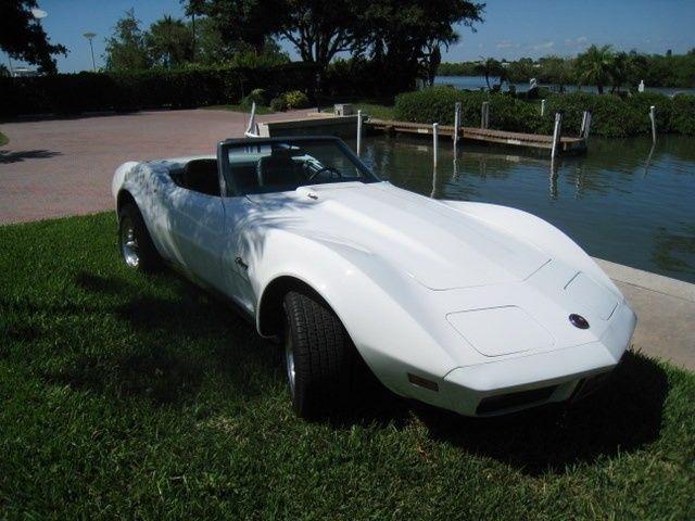 1974 corvette convertible 4 2