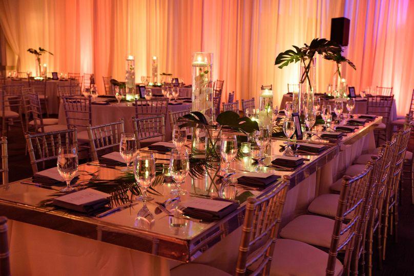 Madrigal ballroom indoor reception area