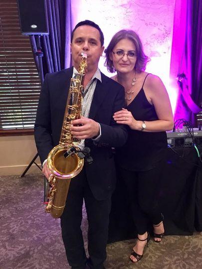 Andre Liesnyi & Alina Ilchuk