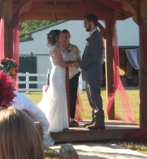 Wedding @ the farm