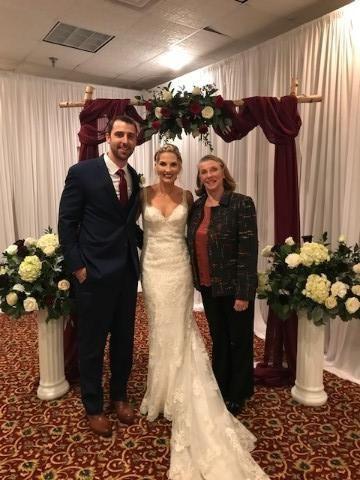 Wedding at Dam Neck