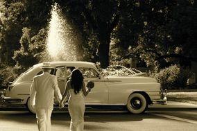 Pearl White Limousine