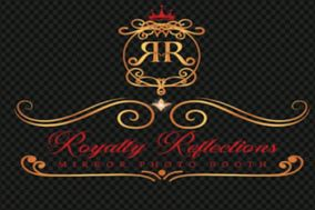 Royalty reflections mirror photo booth