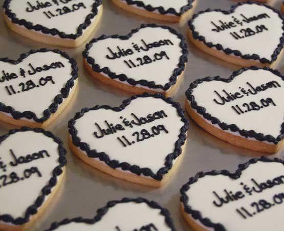 Tmx 1255491088959 HeartswithInscriptionCookies Wilbraham wedding favor