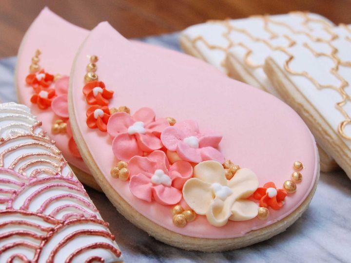 Tmx 1401806965735 Pink Cookies Wilbraham wedding favor