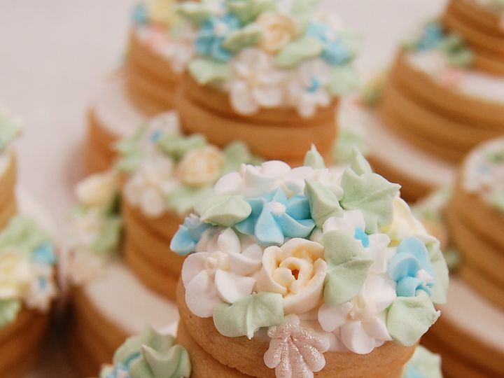 Tmx 1401806975438 Seashell Cake Cookie Wilbraham wedding favor