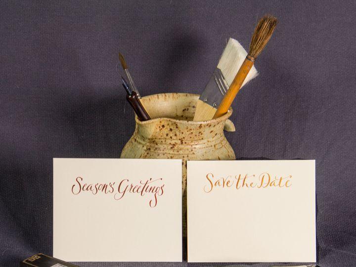 Tmx 1459273784104 Img1673reedited Brookline, Massachusetts wedding invitation