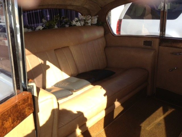 Rolls Royce Princess interior