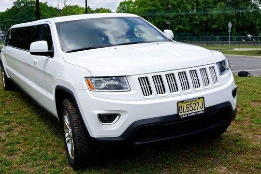 11 Passenger Jeep