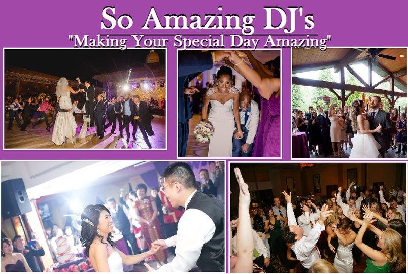 so amazing djs wedding flyer 51 1032965 1571357359
