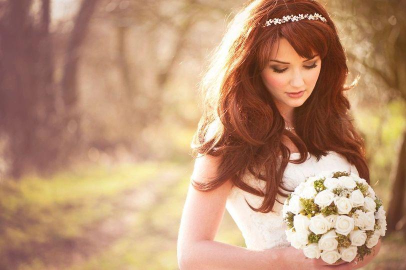 A classic bride