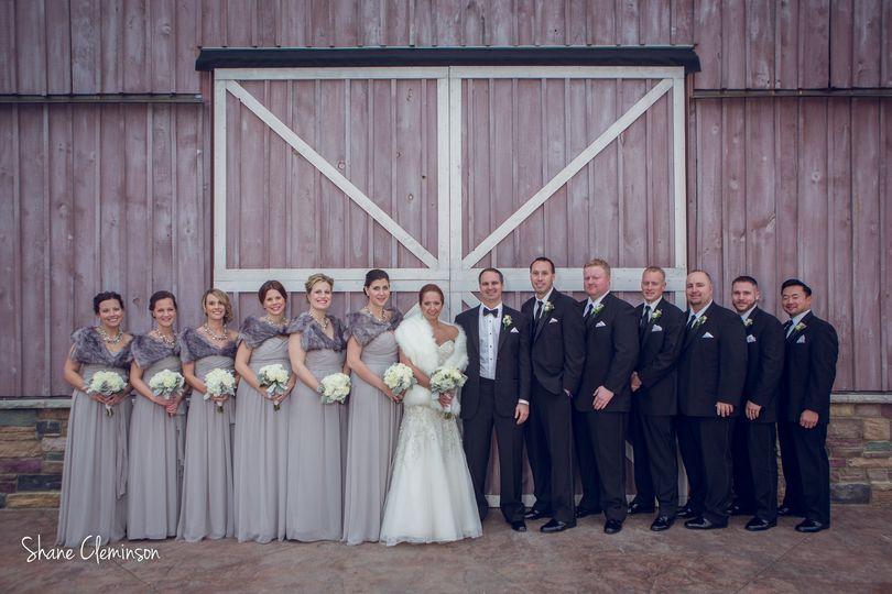 County Line orchard Wedding