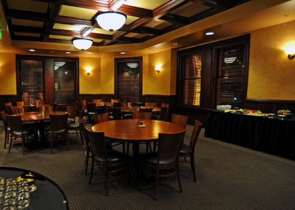 The West Wing Banquet Room