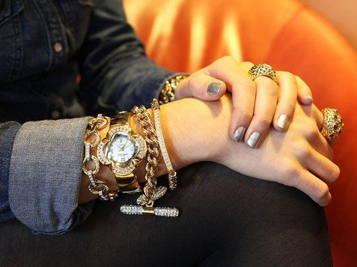 Tmx 1454291054216 Arm Party  wedding jewelry