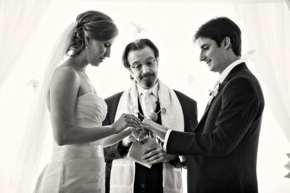 Exchanging of rings