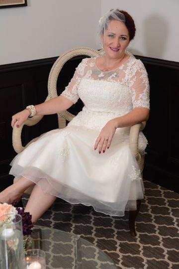 Mcellis brides photos dress attire pictures wedding for Wedding dresses in hampton roads