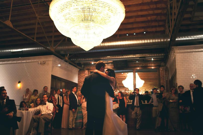 The very first dance