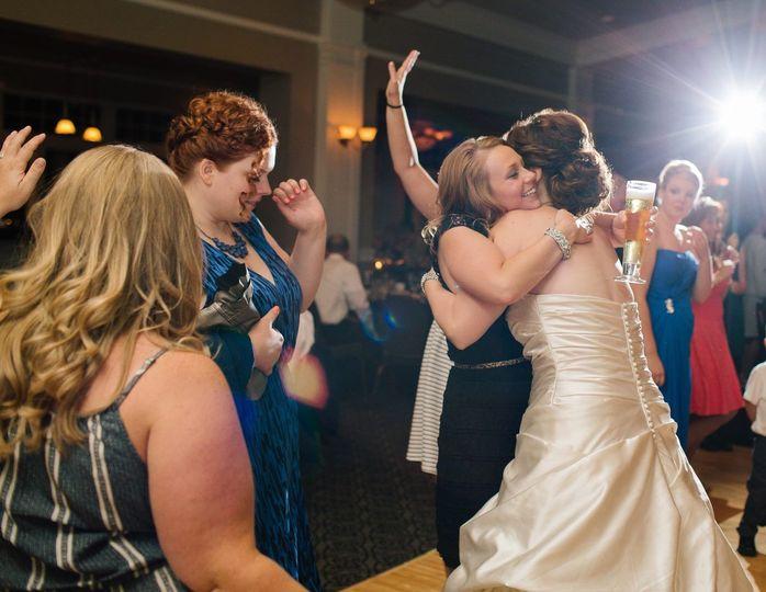 Joy on the dancefloor