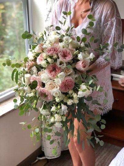 Statement bouquet