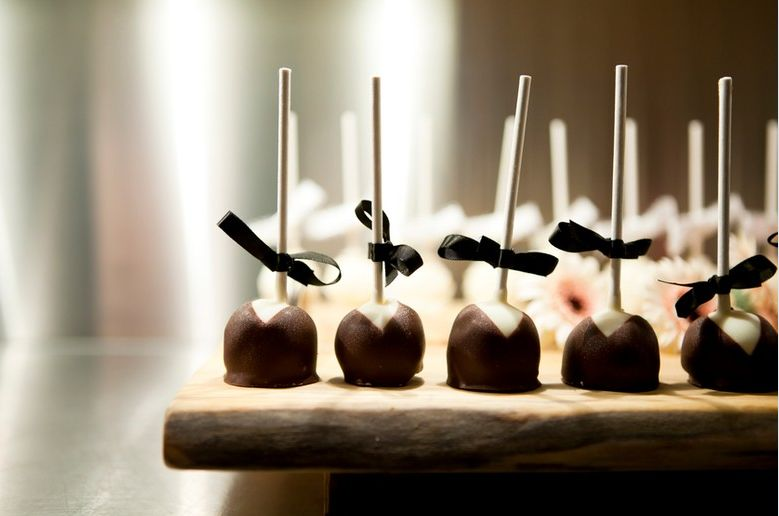 Tempting hors d'oeuvres