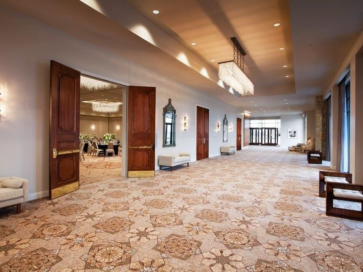 Tmx 1432218427678 Ballroom Foyer McKinney, TX wedding venue