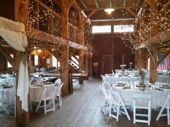 Tmx 1424620461403 September Barn1 Moultonborough, NH wedding rental