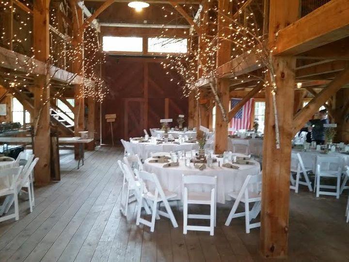 Tmx 1424620649253 September Barn2 Moultonborough, NH wedding rental