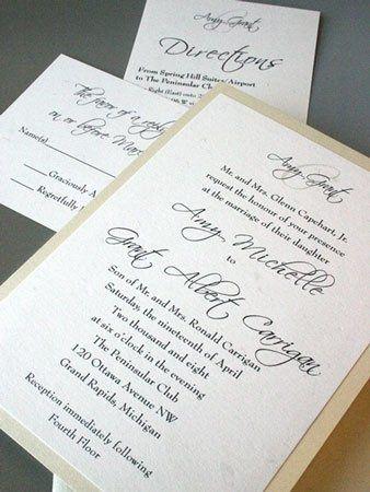 Tmx 1228838820049 Ag IMG 7323 Grand Rapids wedding invitation