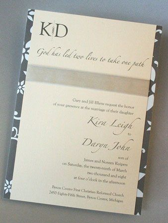 Tmx 1228839003831 Kd IMG 7345 Ada, MI wedding invitation