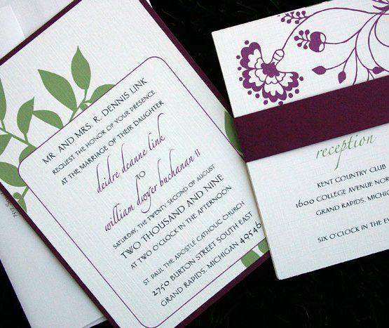 Tmx 1295136701166 IMG9143b Ada, MI wedding invitation